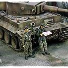 WWⅡ ドイツ軍  タイガー戦車乗員 フィギュア 2体 1:35 Tiger Tank Crewmen[VP1007]