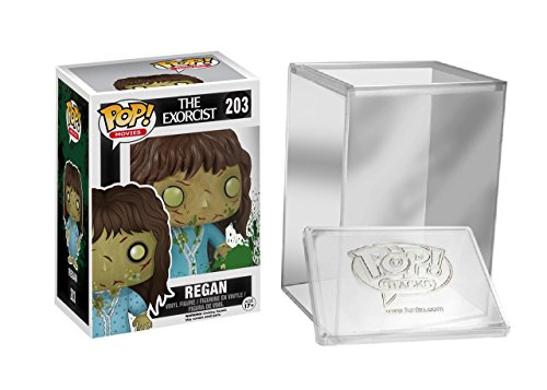 Funko Pop Movies: The Exorcist- Regan Collectible Figure Protective -