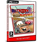 Disney Pixar Cars Mater-national (Pc Dvd) Windows Xp/vista/7 (Uk Import)