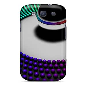 Galaxy Case New Arrival For Galaxy S3 Case Cover - Eco-friendly Packaging(QydhhDn4067fPCJe)