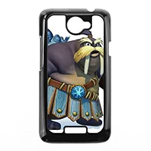 HTC One X Cell Phone Case Black Donkey Kong Country Tropical Freeze SUX_867203