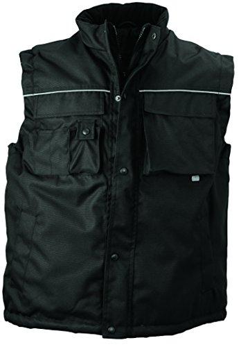 Ed Vest Black Workwear Gilé Resistente Imbottito q8wxf5HWZ