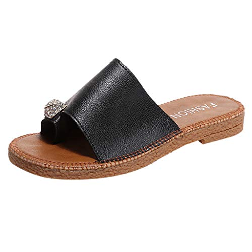SMALLE_Shoes Platform Sandals for Women,Women's Flip Flop Wedge Sandal Comfort Open Toe Thong Slid Slippers with Bunions - Swiss Pl Watch