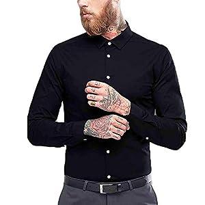 STYLETHIC Men's Slim Fit Shirt