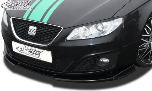 Head light spoilers Seat Exeo ABS