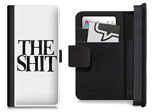 Design Flip Case für das iPhone 6 Plus - ''The Shit White'' von The Shit Shop