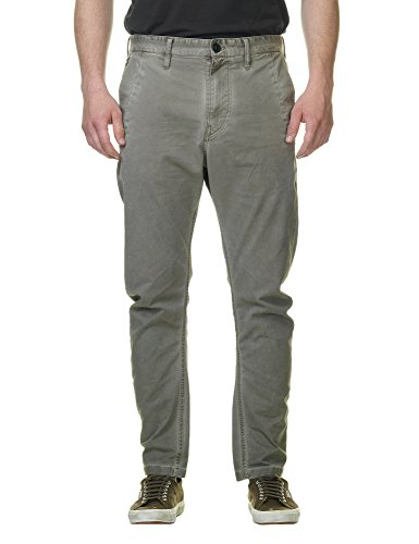 G-Star Raw Men's Bronson Tapered Chino Pants Brown, Dune/Oak, 31 by G-Star Raw