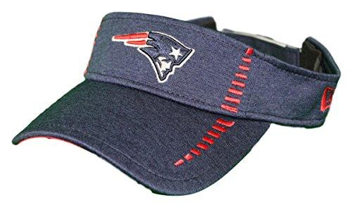 New Era New England Patriots NFL Shadow Speed Performance Adjustable Visor
