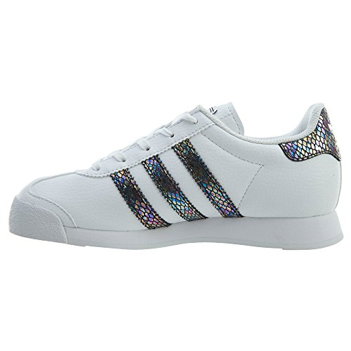 1dc4346b3 Amazon.com | adidas Samoa C Snake Little Kids | Sneakers