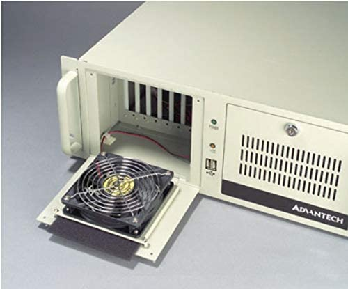4U 15-Slot Rackmount Chassis with Front-Accessible Fan DMC Taiwan