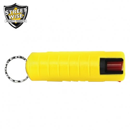 LAB CERTIFIED STREETWISE 18 PEPPER SPRAY 1/2 OZ HARDCASE CASE OF125 by StreetWise (Image #5)