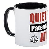 CafePress Patent Attorney Work Mug Unique Coffee Mug, Coffee Cup