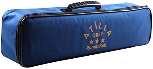 Atilla XL Okey - Juego de Mesa con Bolsa de Transporte, Rummikub ...