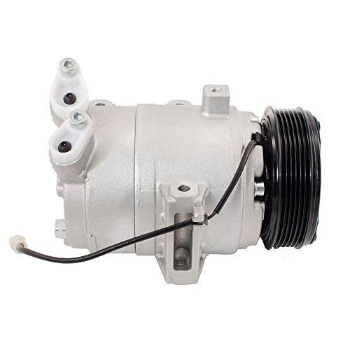 Mazda 6 A/c Compressor - Hex Autoparts AC A/C Compressor for Mazda 6 L4 2.3L 2003 2004 2005 2006 2007 2008 DKS17D