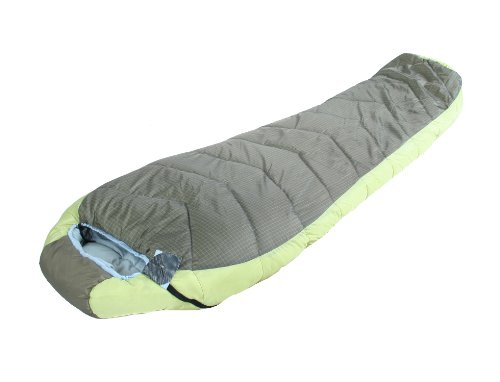 Suisse Sport Alpine Adult Mummy Double Layer Sleeping Bag 33 x 24 x 84 inches, Outdoor Stuffs