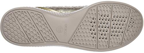 Mujer Cb500 champagne Para D Theragon Zapatillas C Geox AwXBqa