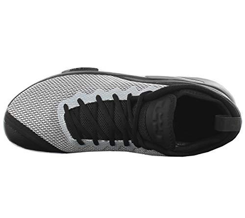 NIKE Bianco Fitness Scarpe Lebron nero da grigio Witness II Uomo 0Xrx0q