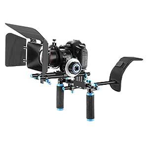 Neewer - Kit para filmación con cámara DSLR, Incluyen Soporte de ...