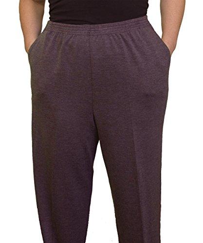 Purple Senior Pants - 3