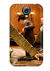 Premium Galaxy S4 Case - Protective Skin - High Quality For Django Unchained ()