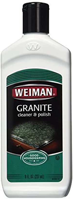 Weiman Granite Cleaner & Polish - 8 oz - 2 pk by Weiman