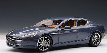 Aston Martin Rapide Concours Blue 1/18 by Autoart 70218
