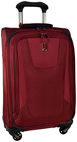 Travelpro Maxlite 3 International Expandable Carry-On Spinner (Merlot) (Travelpro Carry On Luggage)