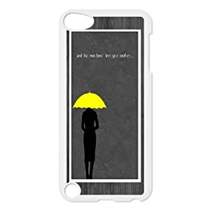 YNACASE(TM) How I Met Your Mother New Print Phone Case for iPod Touch 5,Personalized Case with How I Met Your Mother