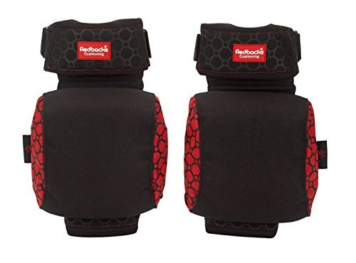 NEW Redbacks Strapped Knee Pads. The strapped knee pads that contain the top selling Redbacks Advanced Slide-in knee pad by Redbacks by Redbacks (Image #1)