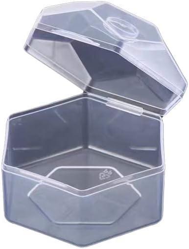 Chupete Chupete Caja de plástico Caja de almacenamiento del pezón de alimentación del bebé Chupete (PC 1): Amazon.es: Bebé