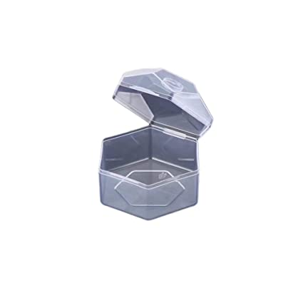 Chupete Chupete Caja de plástico Caja de almacenamiento del ...