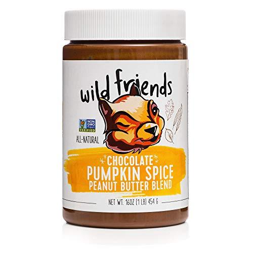 Wild Friends Peanut Butter Chocolate Pumpkin Spice, 16 Ounce