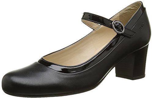 Marc Shoes Leona, Escarpins Femme Noir - Schwarz (Black 00129)