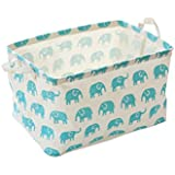 YeahiBaby Toy Storage Bin - Storage Basket for Organizing...