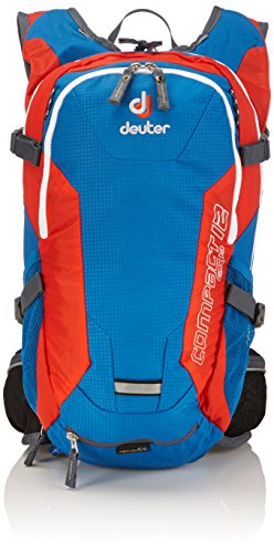 Deuter Compact EXP 12 With 3L Reservoir Backpack, Bay/Papaya, One Size