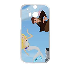 HTC One M8 Cell Phone Case White Disney Treasure Planet Character Jim Hawkins 004 KYS1163718KSL