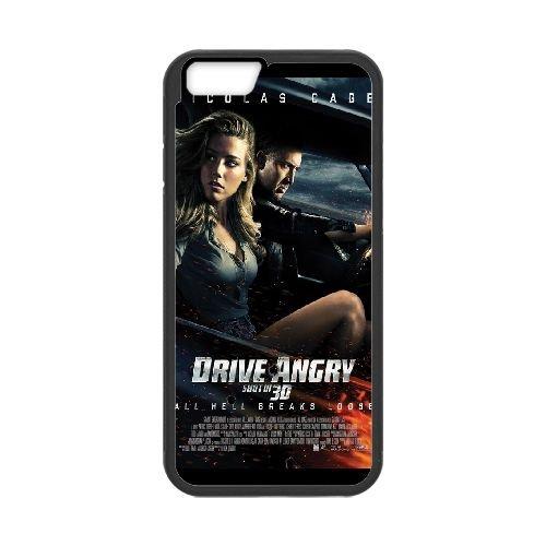 Drive Angry coque iPhone 6 4.7 Inch Housse téléphone Noir de couverture de cas coque EOKXLLNCD18482