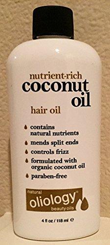 Oliology Coconut Oil Hair Oz