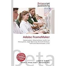 Adobe FrameMaker (German Edition)