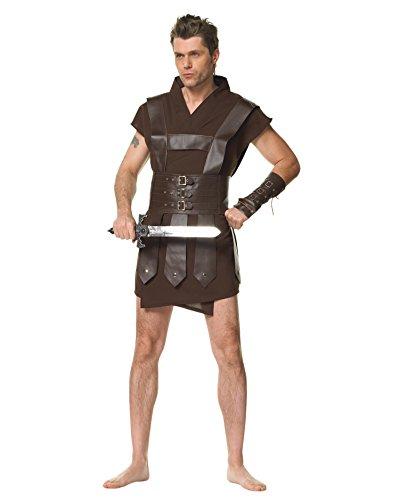 Warrior Man Robe Theatre Costumes Medium-Large X-Large Sizes: X-Large (2)