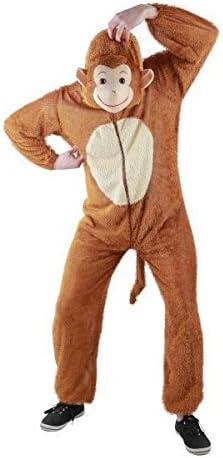 Foxxeo Mono para Adultos Damas y Caballeros Disfraz de Animales ...