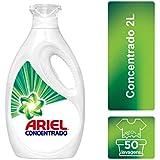 Lava Roupas Ariel líquido Concentrado, Ariel, 2 Litros