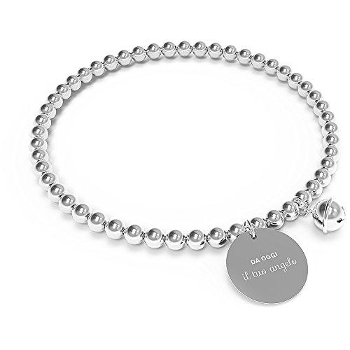trova fattura super economico stile alla moda bracciale donna gioielli 10 Buoni Propositi casual cod. B5083
