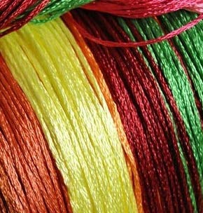 (Zamtac POVUOP Cross Stitch Silk Thread New Cross Stitch Printing and Jade Orchid Cross Stitch - (Color: 181X79CM Silk))