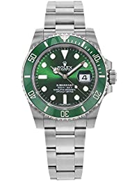 Submariner Automatic-self-Wind Male Watch 116610LV (Certified Pre-Owned)