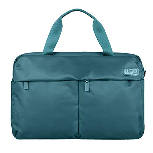 Lipault - City Plume 24H Bag - Top Handle Shoulder Overnight Travel Weekender Duffel Luggage for Women - Duck Blue