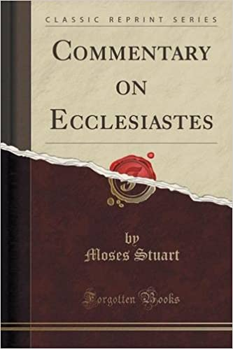 Commentary on Ecclesiastes (Classic Reprint)