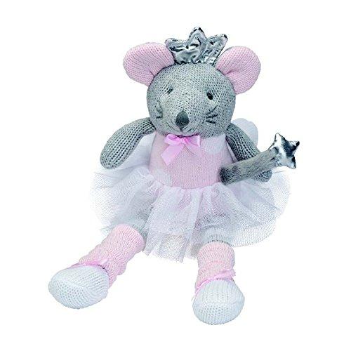 """Elegant Baby Knittie Bittie Ballet Princess, 10"""""""