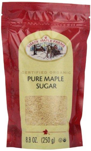 Shady Maple Farms, Pure Maple Sugar, At least 95% Organic, 8.8 oz