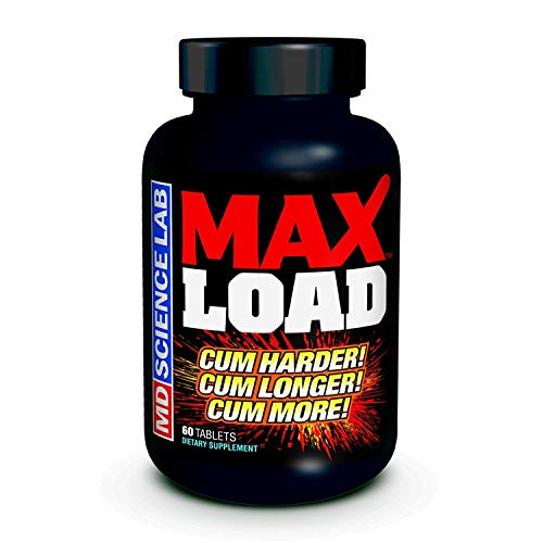 Max Load Sexual Potency, Cum Harder, More Sperm 60 Pills ()